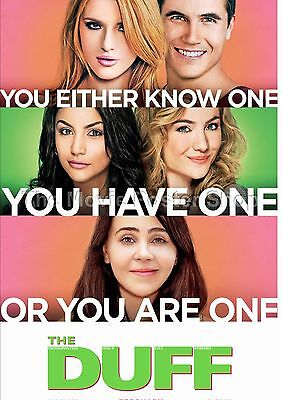 The Duff    2015 Movie Posters Classic And Vintage Films