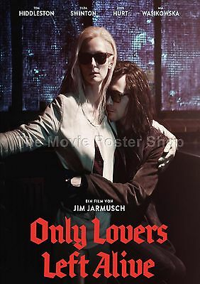 Only Lovers Left Alive    2014 Movie Posters Classic Films