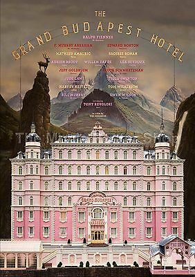 The Grand Budapest Hotel   2014 Movie Posters Classic Films
