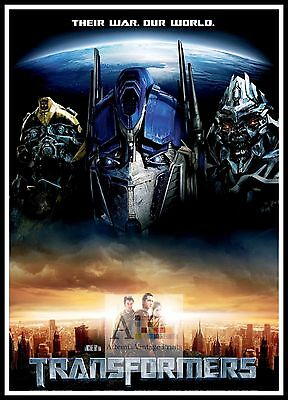 Transformers  2007 Movie Posters Classic Films