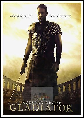 Gladiator  Year 2000's Movie Posters Classic Films