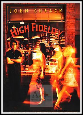 High Fidelity   2000's Movie Posters Classic Films