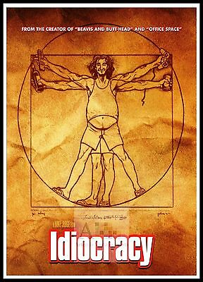Idiocracy    2006 Movie Posters Classic Films
