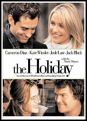 The Holiday    2006 Movie Posters Classic Films