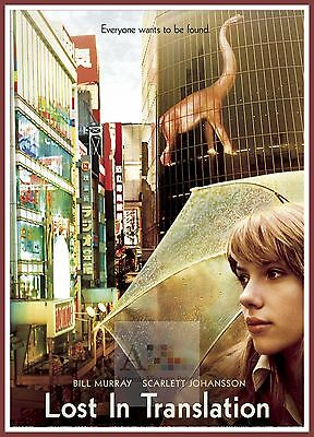Lost In Translation  2003 Movie Posters Classic Films