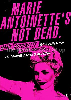 Marie Antoinette   2006 Movie Posters Classic And Vintage Films