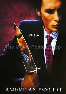 American Psycho   2000 Movie Posters Classic & Vintage Films