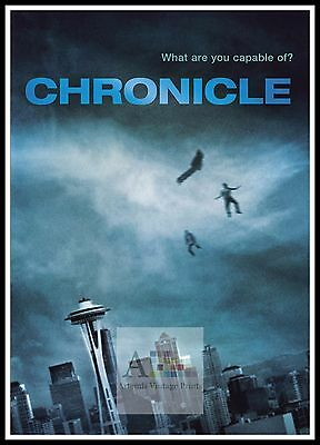 Chronicle    2012 Movie Posters Classic Films