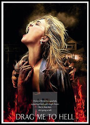 Drag Me To Hell    2009 Movie Posters Classic Films