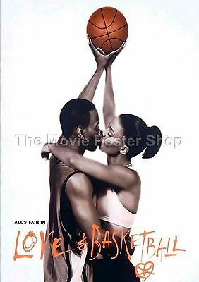 Love And Basketball  2000 Movie Posters Classic & Vintage Films