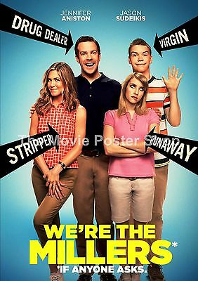 We're The Millers    2013 Movie Posters Classic Films