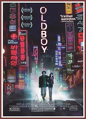 Oldboy   2003 Movie Posters Classic Films