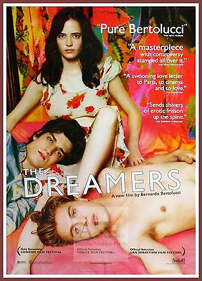 The Dreamers  2003 Movie Posters Classic Films