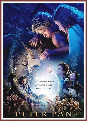 Peter Pan    2003 Movie Posters Classic Films