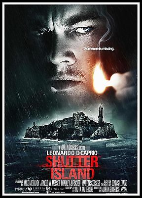 Shutter Island  2010 Movie Posters Classic Films