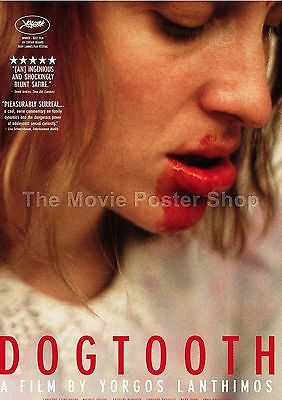 Dogtooth    2009 Movie Posters Classic And Vintage Films