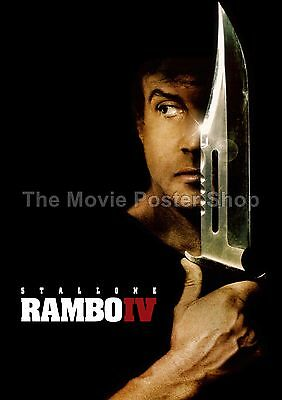 Rambo IV    2008 Movie Posters Classic Films