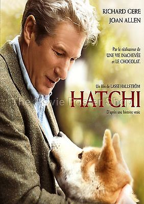 Hachiko A Dogs Story     2009 Movie Posters Classic And Vintage Films