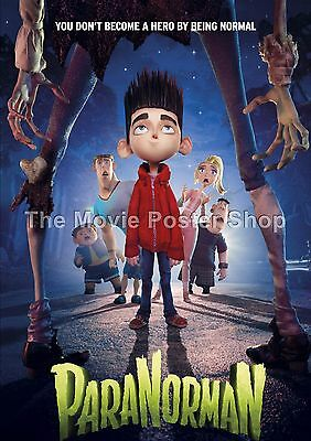 Paranorman   2012 Movie Posters Classic And Vintage Films
