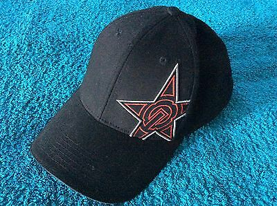 Unit Hat Size Large/XLarge Black And Red