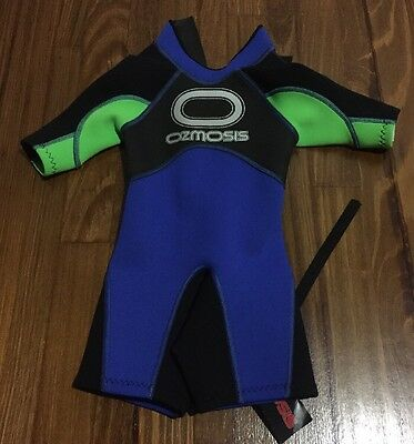 Ozmosis Wetsuit-size 2-NWT