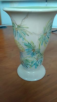 1930s BESWICK Ware Vase no 101. Pine Cones. Painted by Maureen Boon. Deco Colour
