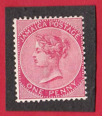 JAMAÏQUE - N°: 18 a -ROSE- ONE PE- NEW* -YEARS 181883  CATALOG PRICE: 90 €