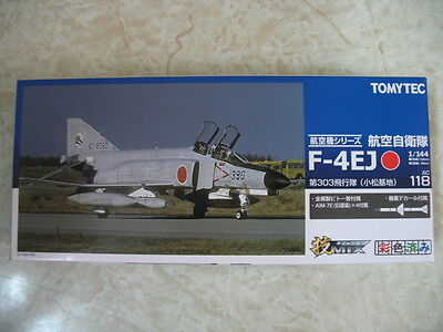 TOMYTEC 技 MIX 1/144 Scale AC118 Japan Airself Defence Force F-4EJ (1pcs)
