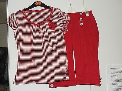 Pumpkin Patch Outfit Size 9 Years Good Condition