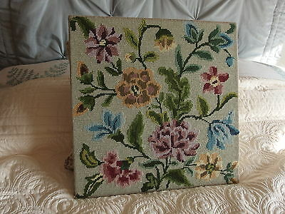 beautiful vintage tapestry picture