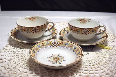 Barker Bros Tea Cup and Saucer Set of 2
