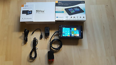 BLUETOOTH Obd PKW Profi Kfz Diagnosegerät Black & Windows10 Table 5.00.8