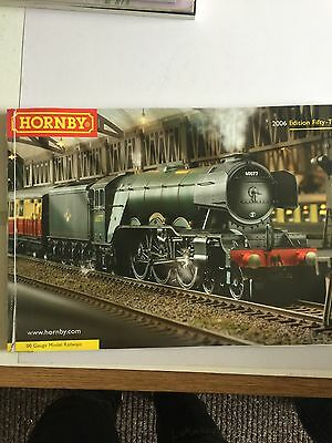 Hornby 2006 Catalogue