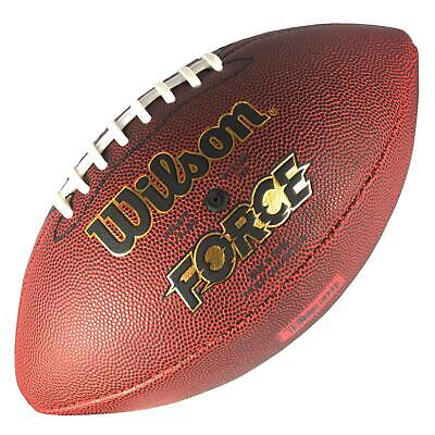 Wilson Official Size NFL Force Ball American Football