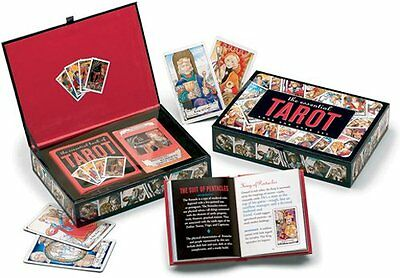 The Essential Tarot Kit: Book and Card Set Gift Boxes, Activity Kit Cards