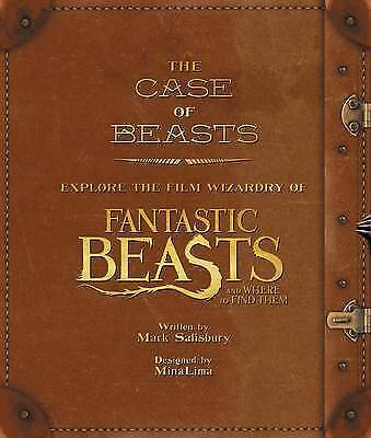 The Case of Beasts: Explore the Film Wizardry of Fantastic Beasts and Where...