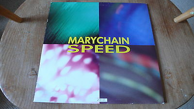 """Jesus And Mary Chain Sound Of Speed Vinyl  Ep 10"""""""