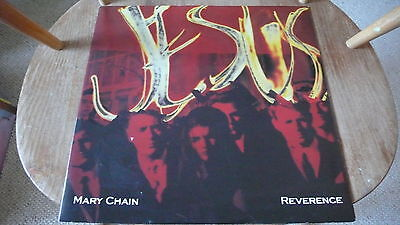 "Jesus And Mary Chain Reverence 12"" Vinyl"