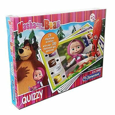 Quizzy Masha and the Bear - Clementoni 61615