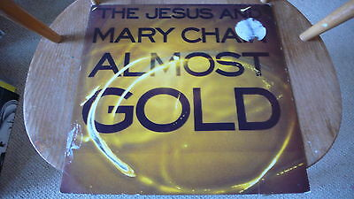 "Jesus And Mary Chain Almost Gold 12"" Vinyl"