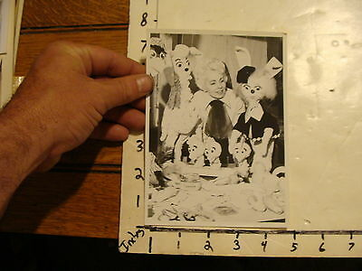 "Vintage Puppet Marionette  Photo: 1969 GENII ""the funny farm"" Ca."
