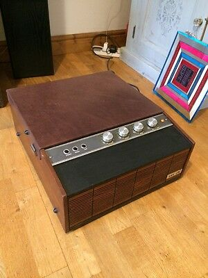 HMV record player from 60's Working Well