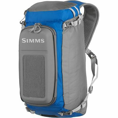 NEW W/TAG Simms Waypoints Sling Pack Chest Bag For Fly Fishing -- Large -Current