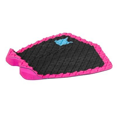 Pad Modom Surf Alana Blanchard Pro Model Traction Grip Black Pink