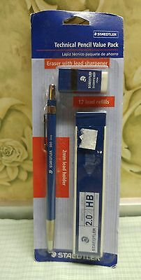 STAEDTLER 2mm TECHNICAL PENCIL VALUE PACK 980