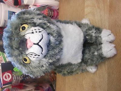 Mog the forgetful cat soft toy
