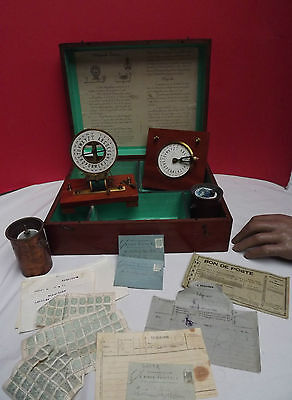 TELEGRAPH (DANIELL CELL) Telegraph Kit (GUITON) RARE (Museum Quality) COMPLETE