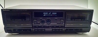 TECHNICS RS-TR575 Dolby BC NR HX-PRO Stereo Cassette Deck Dual Hi Speed