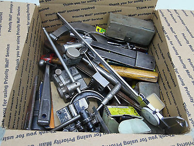 Lot of 34 pounds machinist tools misc. #2