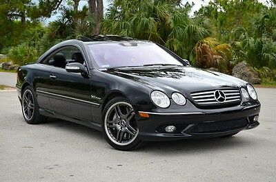 2005 Mercedes-Benz CL-Class CL65 AMG 2005 MERCEDES-BENZ CL65 AMG - RECENTLY SERVICED, EXCELLENT CONDITION, CLEAN!